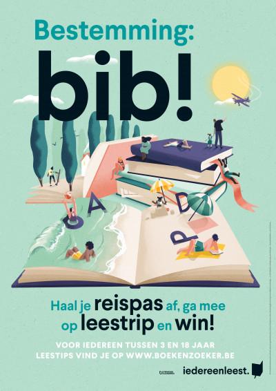 Bestemming: bib!